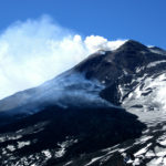 Excursion of the central crater Etna