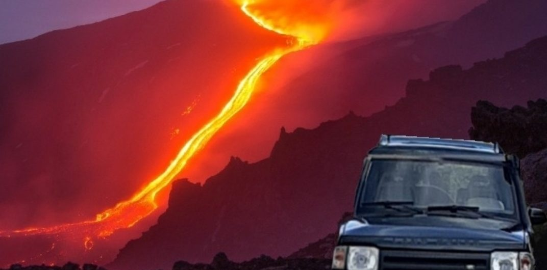 MOUNT ETNA JEEP TOUR +39 3207818434