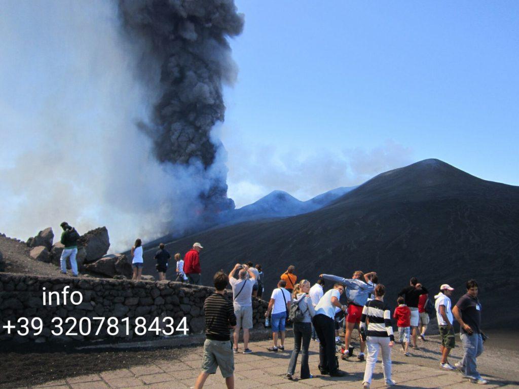 Etna tour from Catania