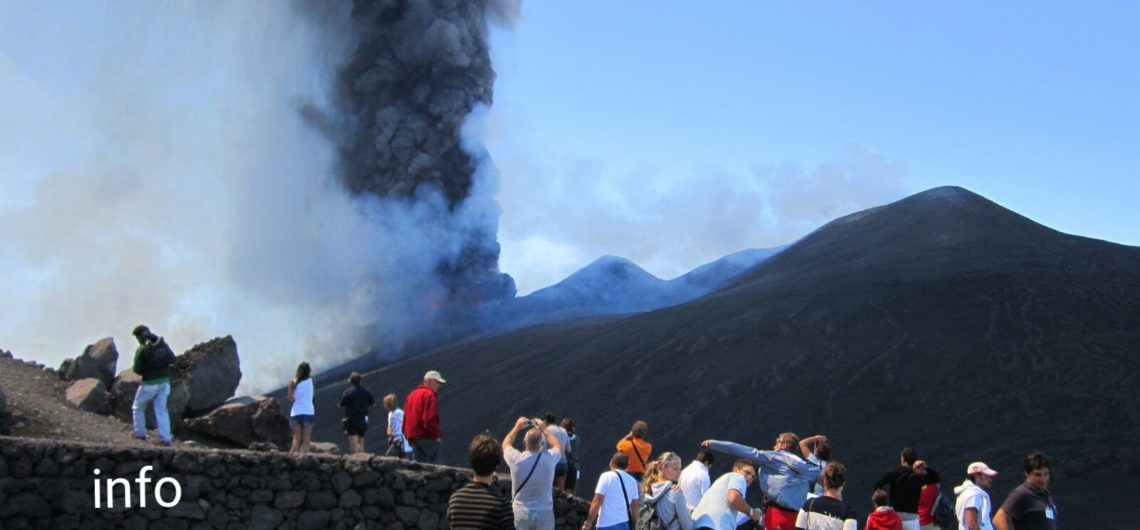 Etna tour from Catania
