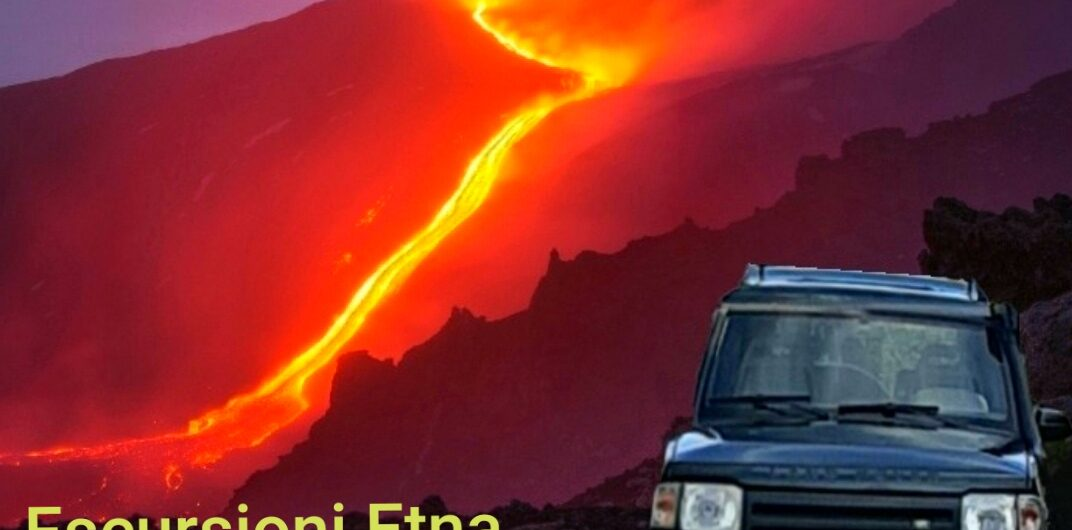Escursioni Etna partenza